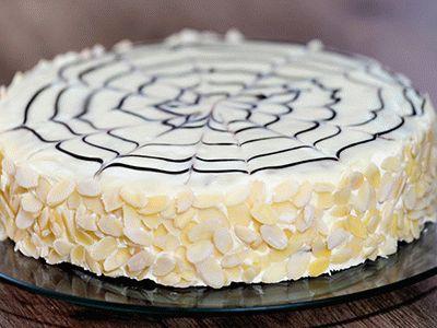 Торт «Эстерхази» | Luda.od.ua