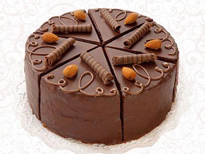 Торт «Захер» | Luda.od.ua